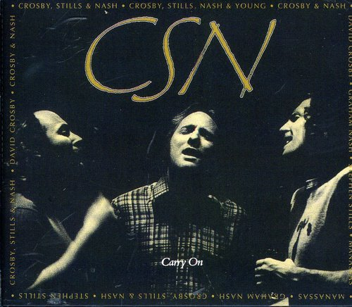 Crosby, Stills & Nash - Carry On (disc 1) - Zortam Music