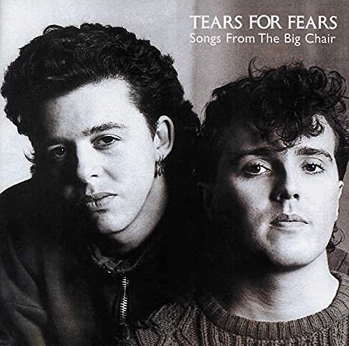 Tears For Fears - Songs From The Big Chair (Remastered) - Lyrics2You