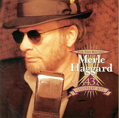 MERLE HAGGARD - For The Record (43 Legendary - Zortam Music