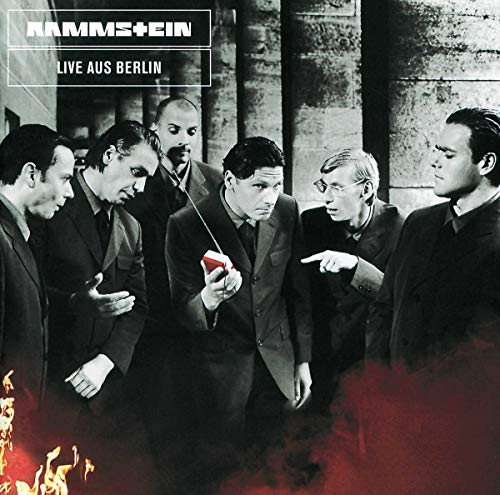 Rammstein - Live Aus Berlin (Disc 1) - Lyrics2You