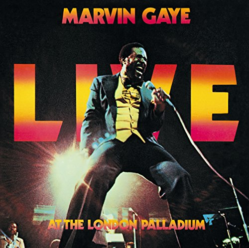Marvin Gaye - Live at the London Palladium - Zortam Music