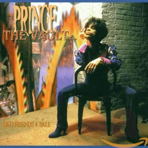 Prince - The Vault... Old Friends 4 Sale - Zortam Music