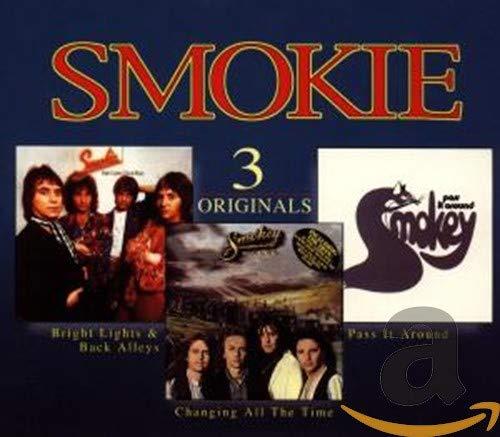 SMOKIE - Bright Lights & Back Alleys - Zortam Music