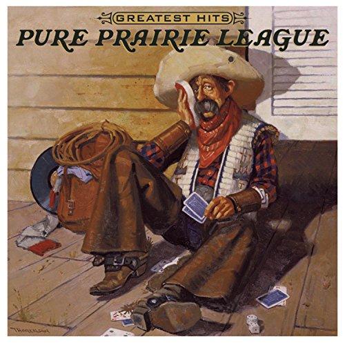 PURE PRAIRIE LEAGUE - Rockin