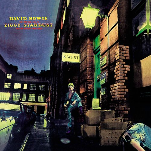 David Bowie - The Rise and Fall of Ziggy Stardust & the Spiders from Mars: Remastered - Zortam Music