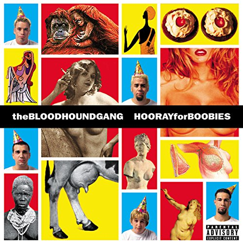 The Bloodhound Gang - hooray for boobies (w bonus cd - Zortam Music