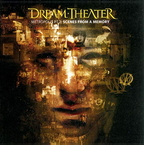 Dream Theater - Metropolis Part 2-Scenes from a Memory - Zortam Music