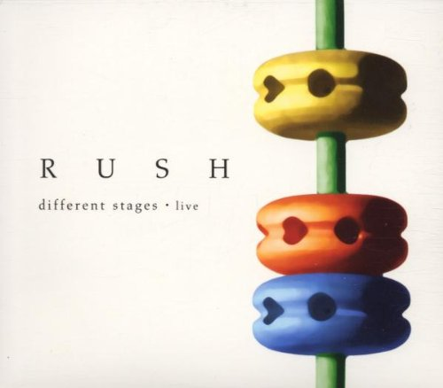 Rush - Different Stages (Disc 3) - Zortam Music