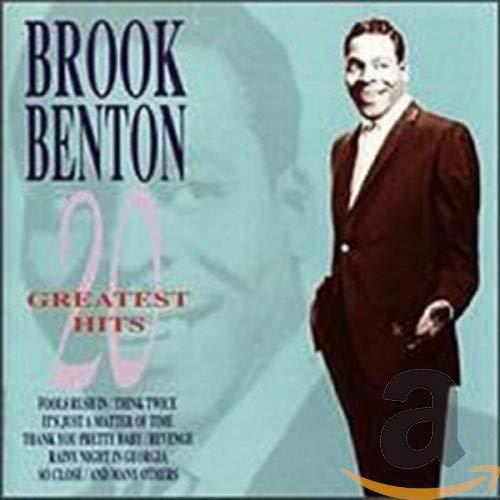 Brook Benton - Brook Benton - 20 Greatest Hits - Zortam Music