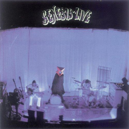 Genesis - Live (1973) - Zortam Music