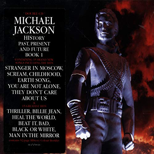 Michael Jackson - HIStory: Past, Present and Future, Book 1 (1 of 2) - Zortam Music