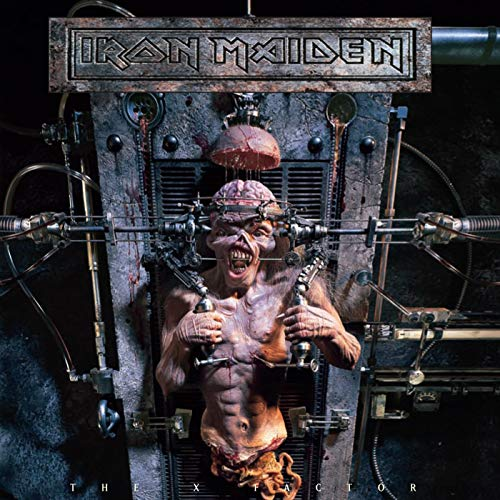 Iron Maiden - The X-Factor - Zortam Music