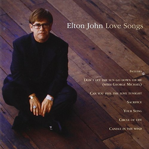 Elton John - Love Songs (