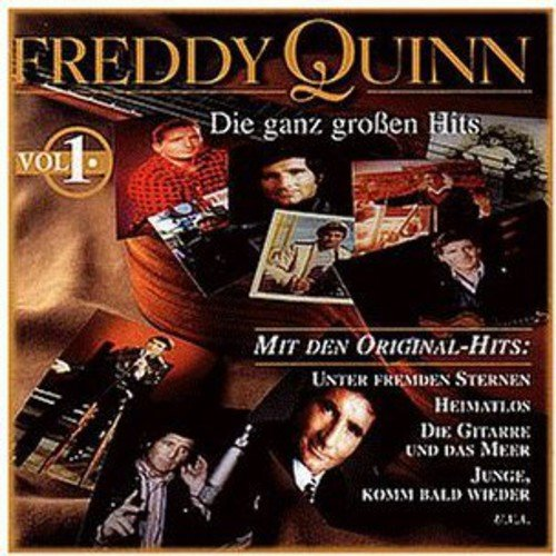FREDDY QUINN - Junge, Komm Bald Wieder Lyrics - Zortam Music