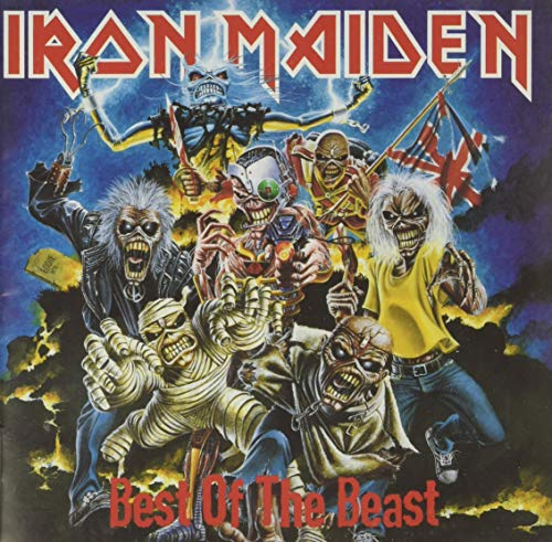 Iron Maiden - Best of the Beast (CD1) - Zortam Music