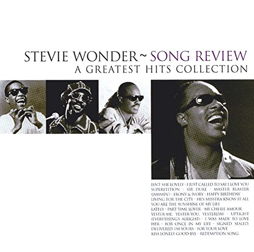 Stevie Wonder - Song Review (Disc 2) - Zortam Music