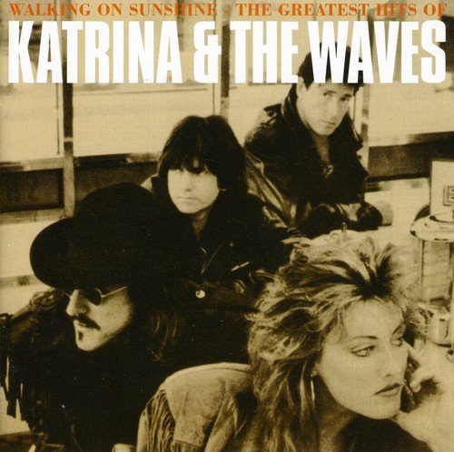 Katrina & the Waves - Walking on Sunshine-the Grea - Zortam Music