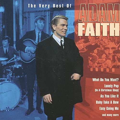 Adam Faith - Dreamboats and Pettycoats Disc 2 - Zortam Music