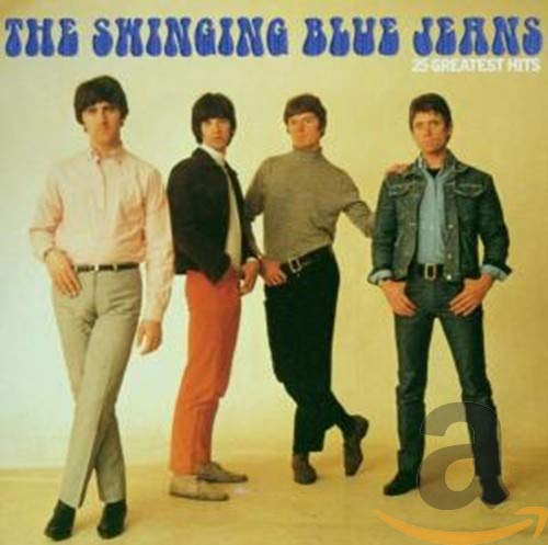 The Swinging Blue Jeans - Sounds of the Sixties Superhits (disc 2) - Zortam Music