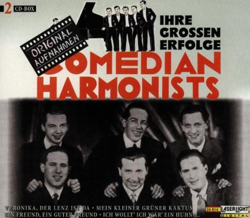 Comedian Harmonists - The International Collection CD 1 - Zortam Music