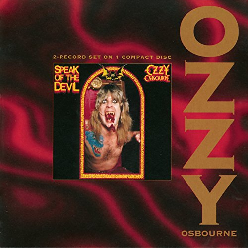 Ozzy Osbourne - Speak Of Devil (Remastered) - Zortam Music