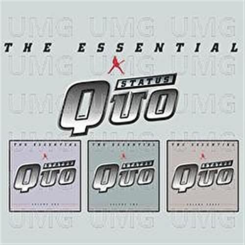 Status Quo - The Essential Status Quo vol.1 - Zortam Music