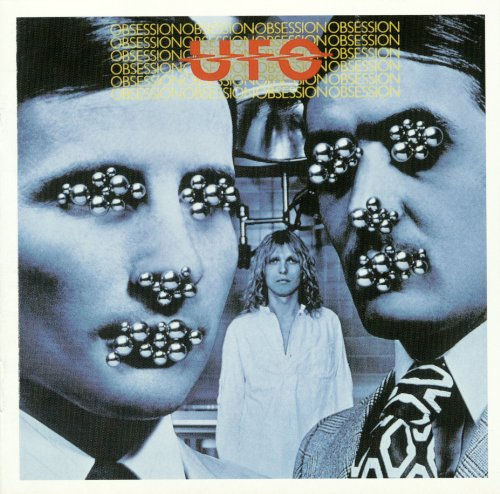 Obsession by UFO album cover