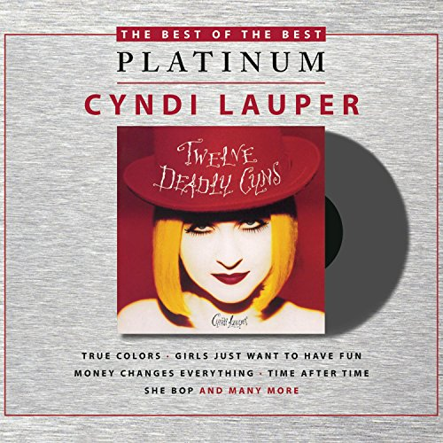 Cyndi Lauper - The Very Best Of Pop Music 1986-87 CD 1 - Zortam Music