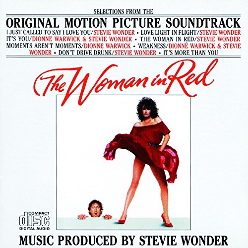 Stevie Wonder - The Woman in Red - Zortam Music
