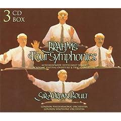 Brahms Four Symphonies