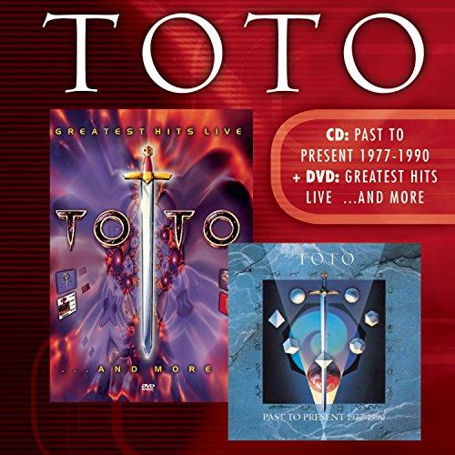 Toto - Past To Present 1977 1990 - Zortam Music