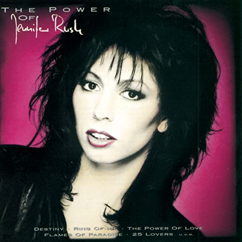 Jennifer Rush - Power of Jennifer Rush - Zortam Music