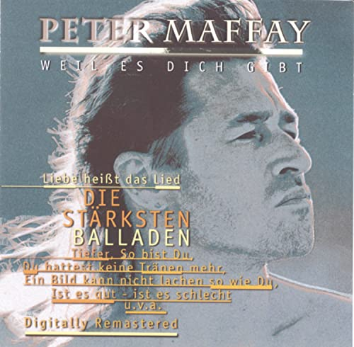 Peter Maffay - Weil Es Dich Gibt - Zortam Music