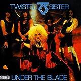 album art to Under the Blade