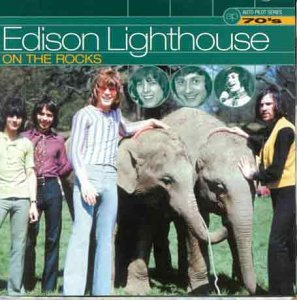 Edison Lighthouse - On the Rocks [UK-Import] - Zortam Music