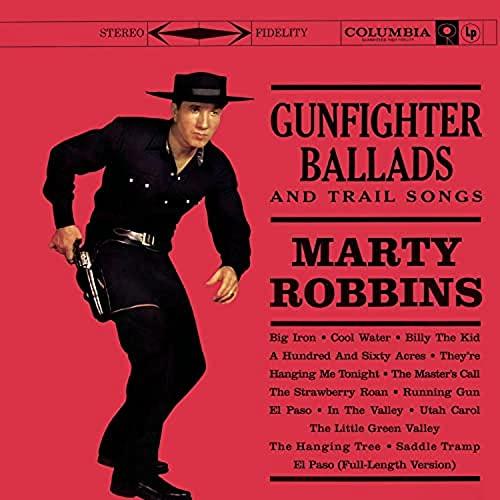 MARTY ROBBINS - El Paso Lyrics - Zortam Music