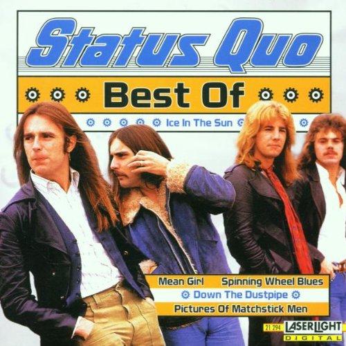 Status Quo - The Definitive Hits - CD1 - Zortam Music