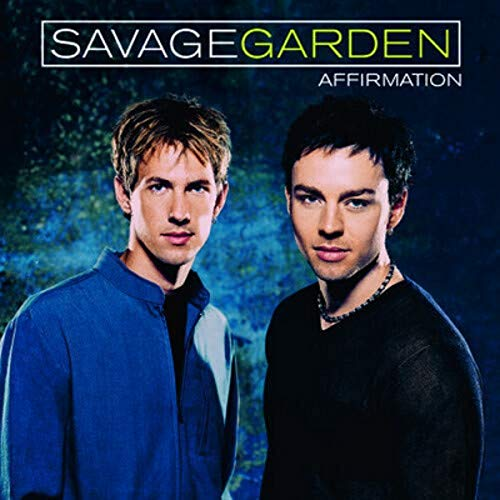 Affirmation by Savage Garden album cover