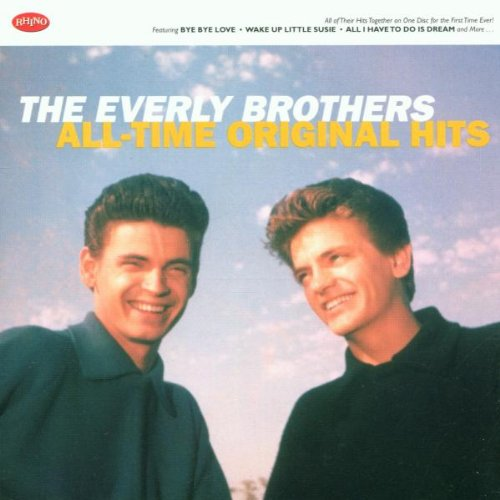 Everly Brothers - All Time Original Hits - Zortam Music