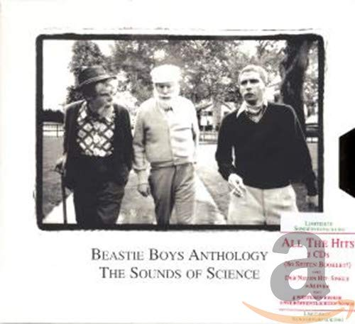Beastie Boys - Sound of Science (Limited Edition) [DIGIPACK] - Zortam Music