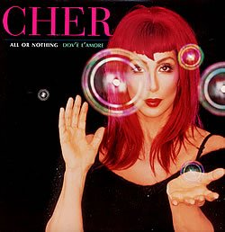 Cher - All Or Nothing (CD Single) - Zortam Music