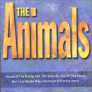 The Animals - The Animals [UK] - Zortam Music