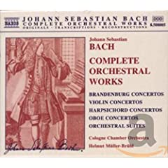 Bach: Complete Orchestral Works (Box Set)