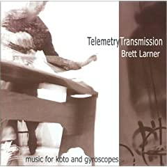 "Featured recording ""Telemetry Transmission"""