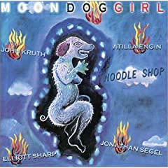 "Featured recording ""Moon Dog Girl"""