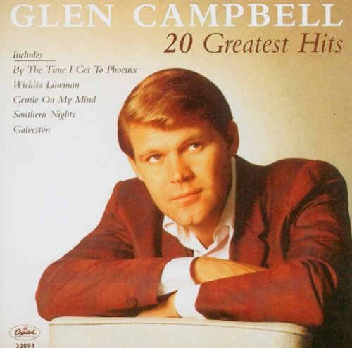 Glen Campbell - Glen Campbell - 20 Greatest Hits - Zortam Music