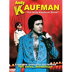 Kaufman as The King