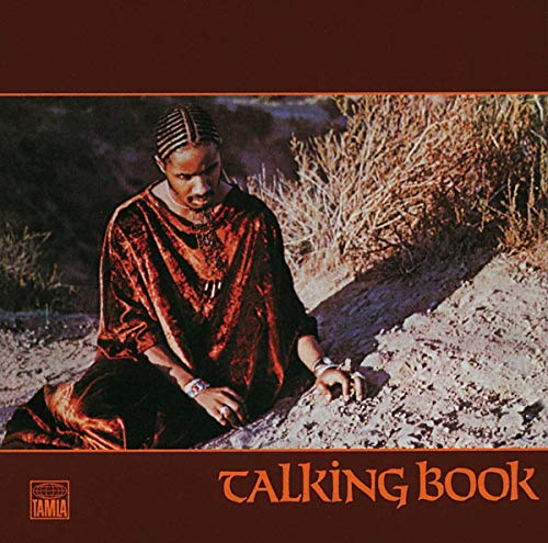 Stevie Wonder - Talking Book (W/Orig Art) - Zortam Music