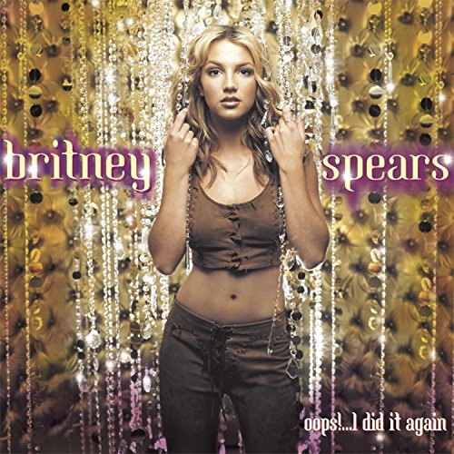 Britney Spears - Oops!... I Did It Again (CD Singl) - Zortam Music