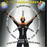 Capa do álbum Queen Dance Traxx 1